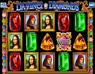 DaVinci Diamonds slot
